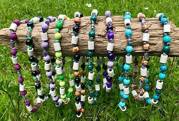 Zahina EM Halsketten für Hunde als Zeckenschutz