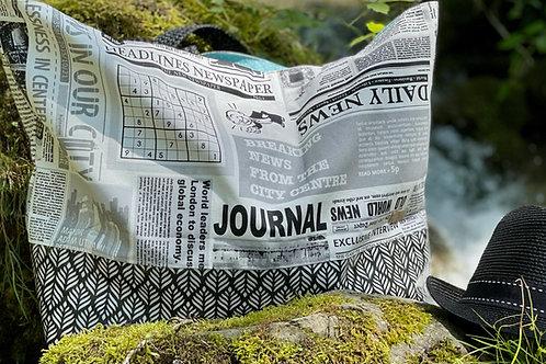 Badetasche Zeitung