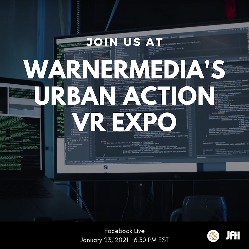 WarnerMedia's Urban Action Showcase VR Expo