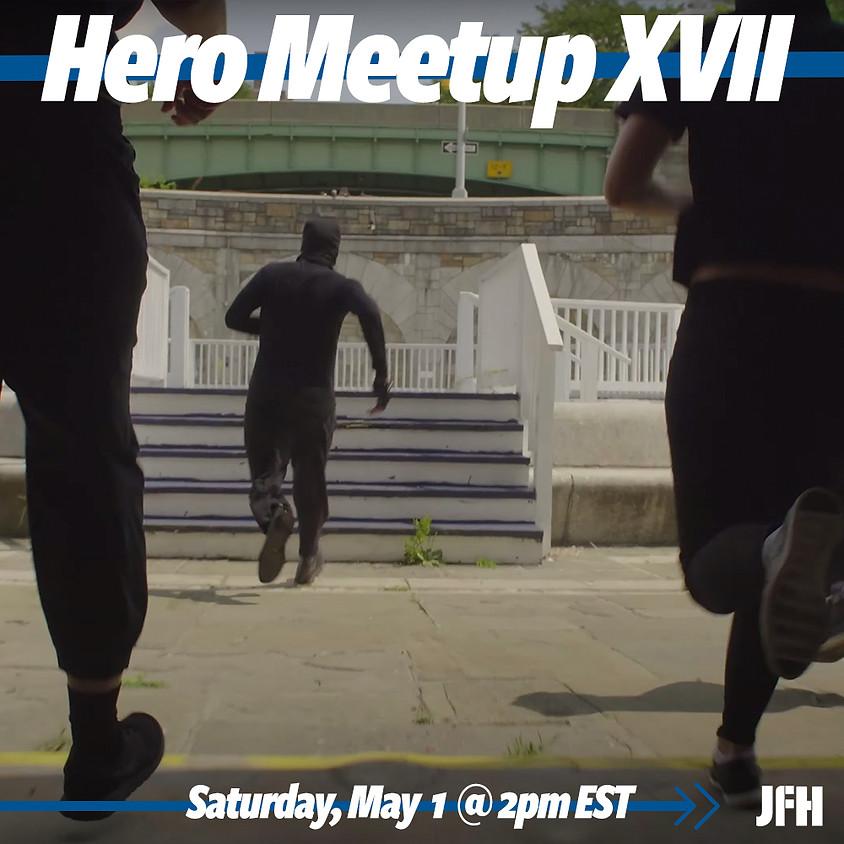 Hero Meetup XVII