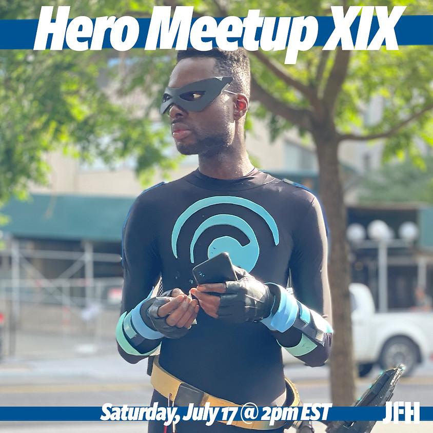 Hero Meetup XIX