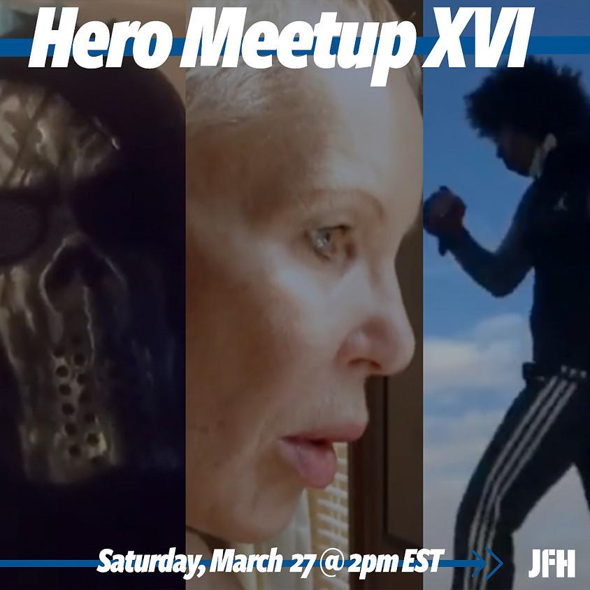Hero Meetup XVI