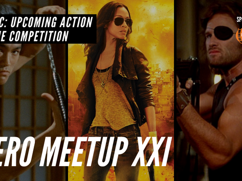Action-Packed (Literally) Hero Meetup XXI on Saturday