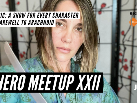 Our 22nd Hero Meetup Is This FRIDAY