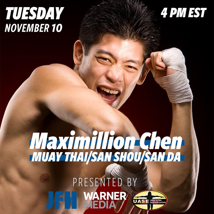 Mixed Martial Arts w/ Max Chen