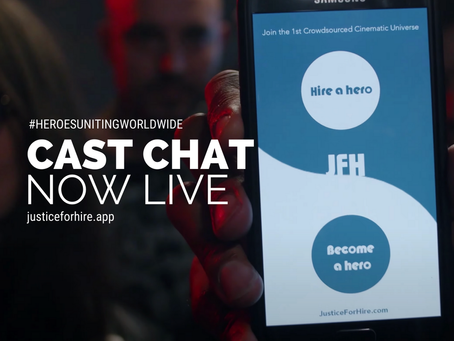Cast Chat is live!
