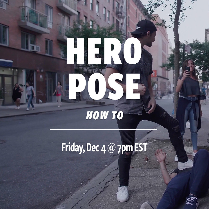 Hero Pose | How To