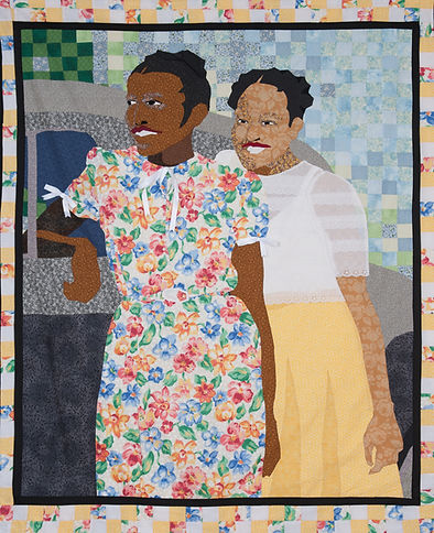 Williams Boyd_SOLD_Peaches and Evangelin