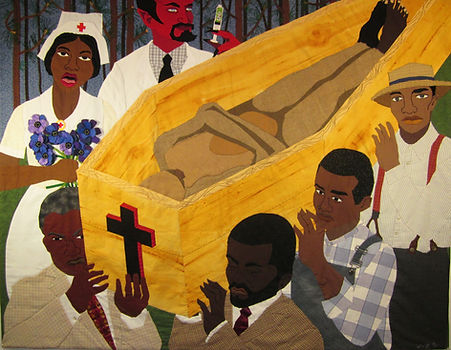Williams Boyd_SOLD_Bad Blood_Tuskegee Sy