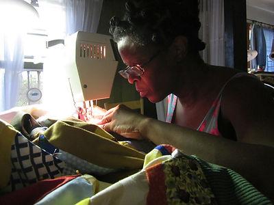 Dawn Williams Boyd_Photo_ sewing machine