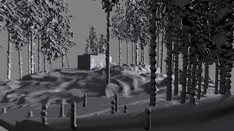Oregan Landscape Sculpt