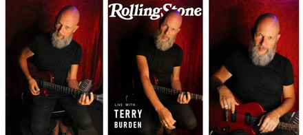 Rolling Stone - Terry Cover - Compilatio