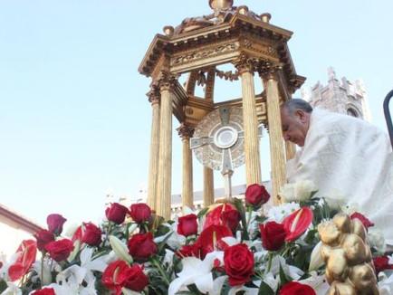 Nota de prensa: Festividad del Corpus Christi