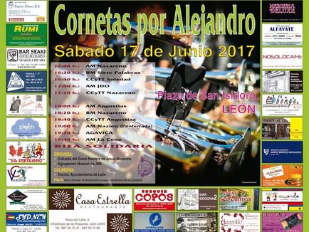 Cornetas por ALEJANDRO!!