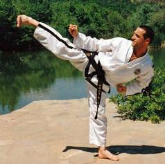 Master Ioannis Zachos 8th Dan