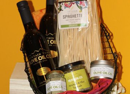 Italian Harvest Basket