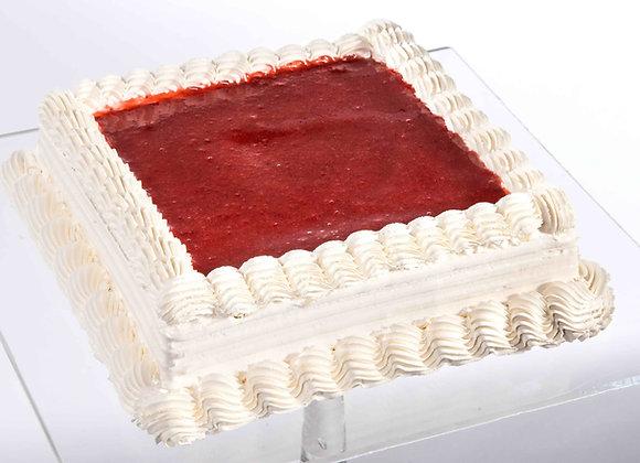 Half Size Strawberry Shortcake