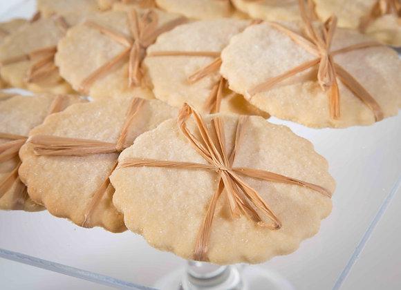 Ribboned Cookies