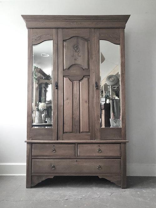 Antique Breakdown Armoire