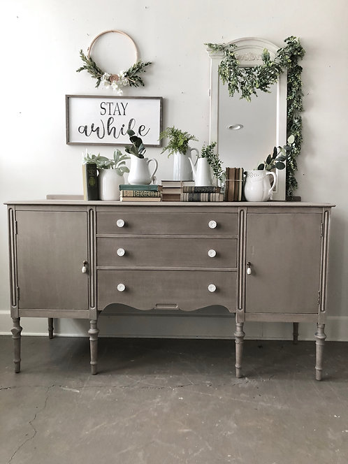 Berkey Antique Sideboard