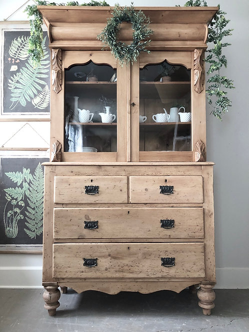 Perfectly Imperfect Pine Chest
