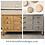 Thumbnail: Transitional Nine Drawer Dresser