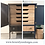 Thumbnail: Ole Blue Chest of Drawers / Dresser