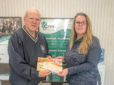 Crest Savings Bank Supports the 2019 Polar Bear Run/Walk in Sea Isle City