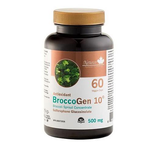 Newco Broccogen 120 Caps