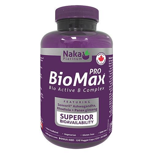 Naka Pro Platinum Biomax B Complex