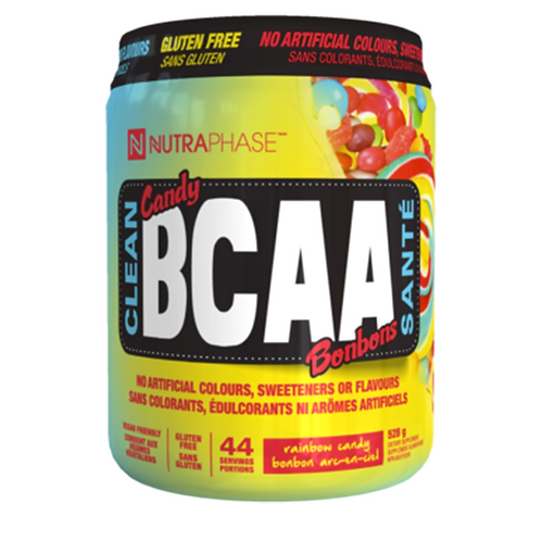 NutraPhase Clean BCAA Rainbow Candy