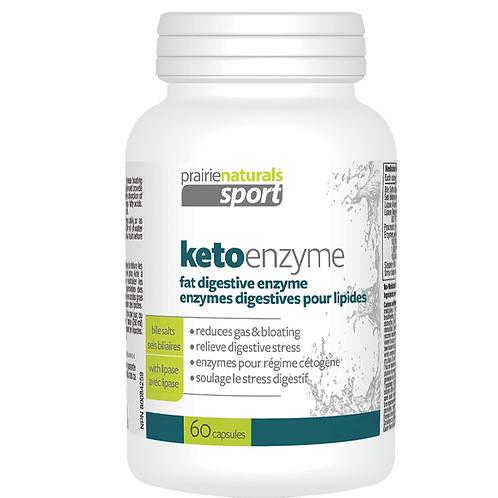 Praire Naturals Keto Enzyme 60 Caps