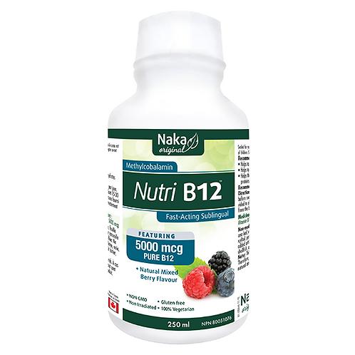Naka NUTRI B12 - 5000 mcg