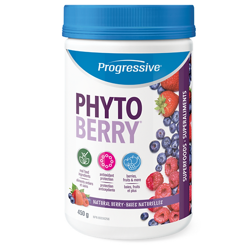 Progressive Phyto Berry 450 g