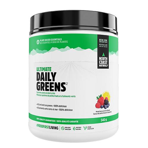 North Coast Daily Greens 540g