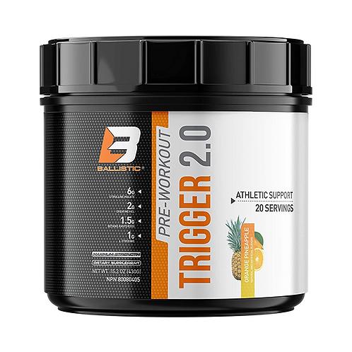 Ballistic Labs Trigger 2.0 Orange Pineapple