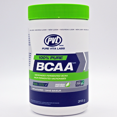 PVL BCAA Unflavoured