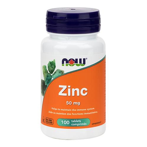 Now Ultra Zinc 50mg
