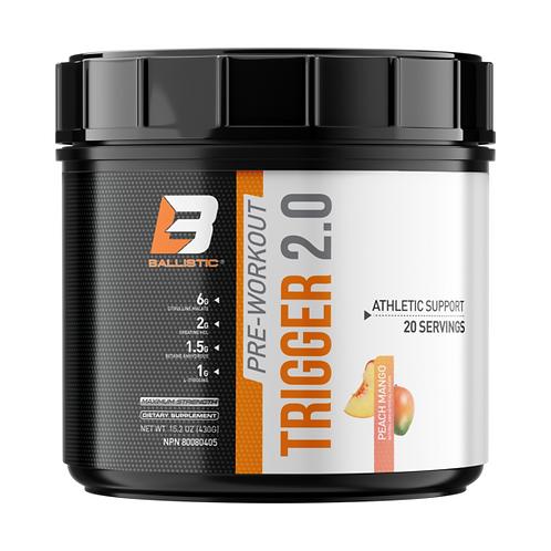 Ballistic Labs Trigger 2.0 Peach Mango