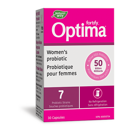 Nature's Way Optima Women's Probiotic