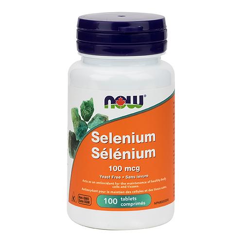 Now Selenium 100mcg