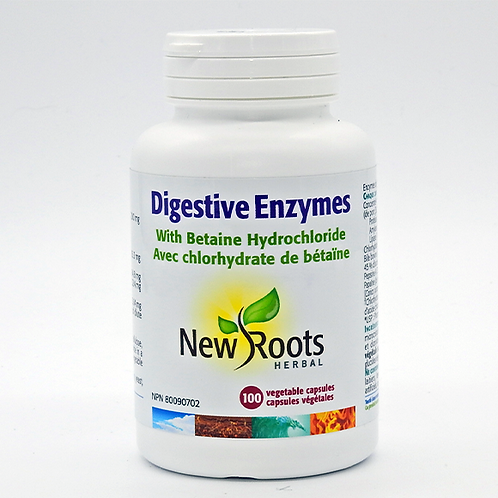 New Roots Digestive Enzymes