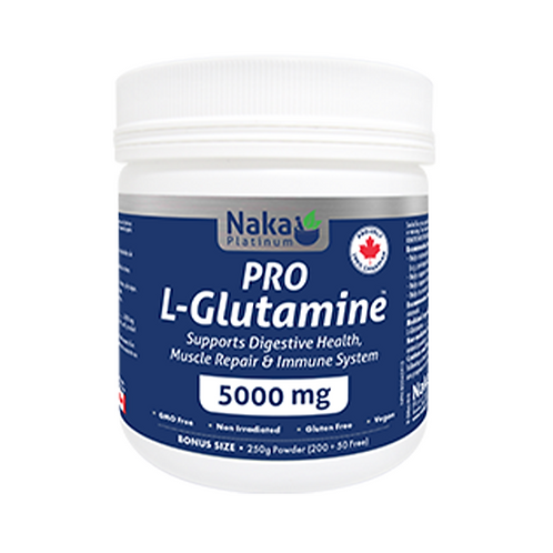 Naka Pro Glutamine Powder