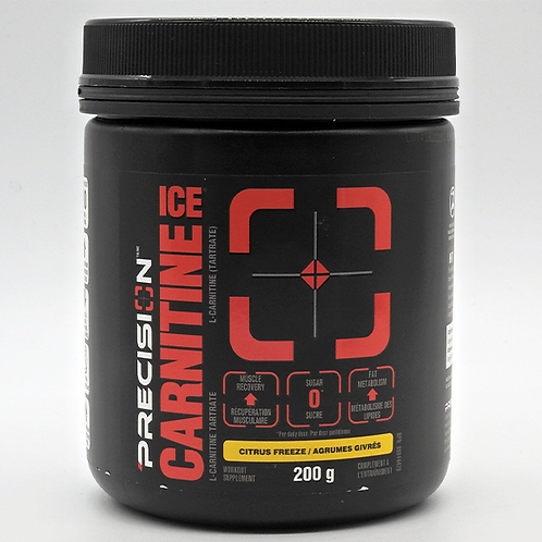 Precision Carnitine Citrus Freeze