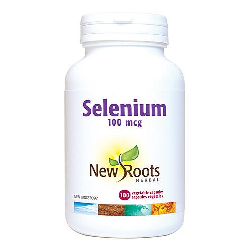 New Roots Selenium 100mg