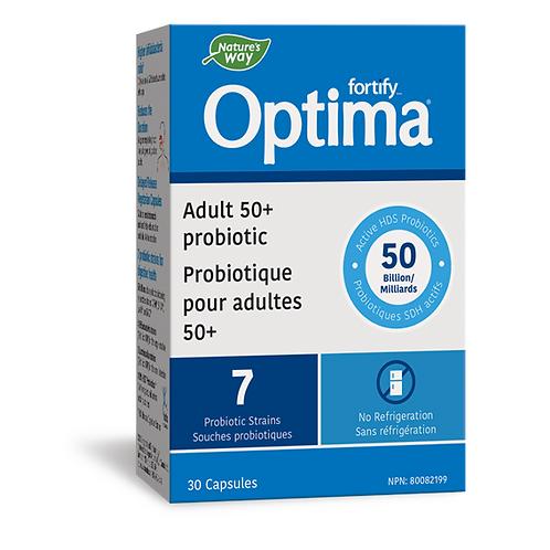 Nature's Way Optima 50+ Probiotic
