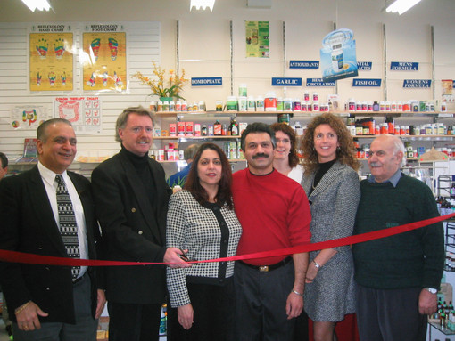 Grand Opening on London Road