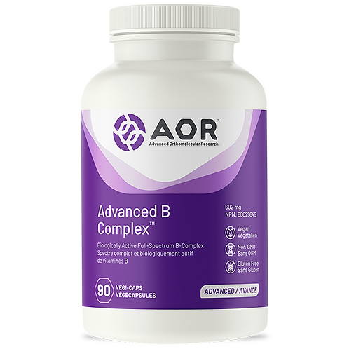 AOR Advanced B-Complex