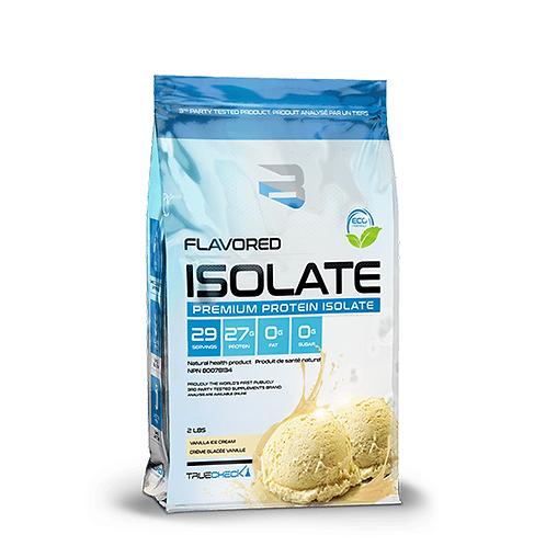 Believe Supplements Flavoured Isolate 2lbs Vanilla Ice Cream