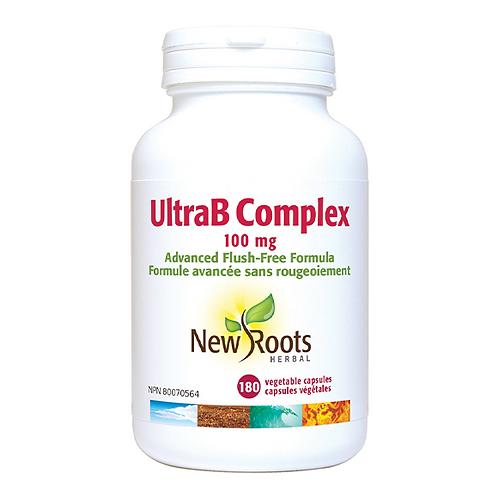 New Roots Ultra B-Complex 100mg 180c
